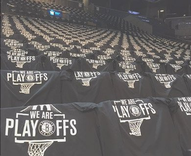 Corporate Apparel for NBA