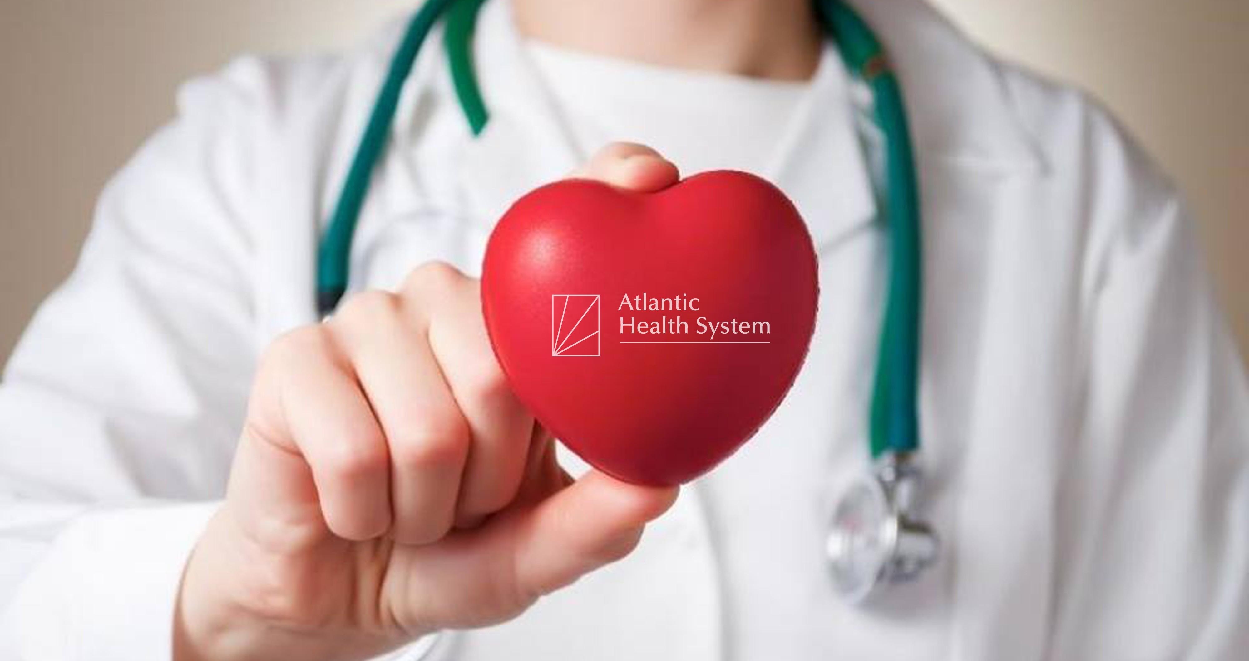 Branded Merchandise for Atlantic Health System