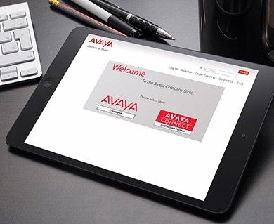Avaya Webstore Portfolio
