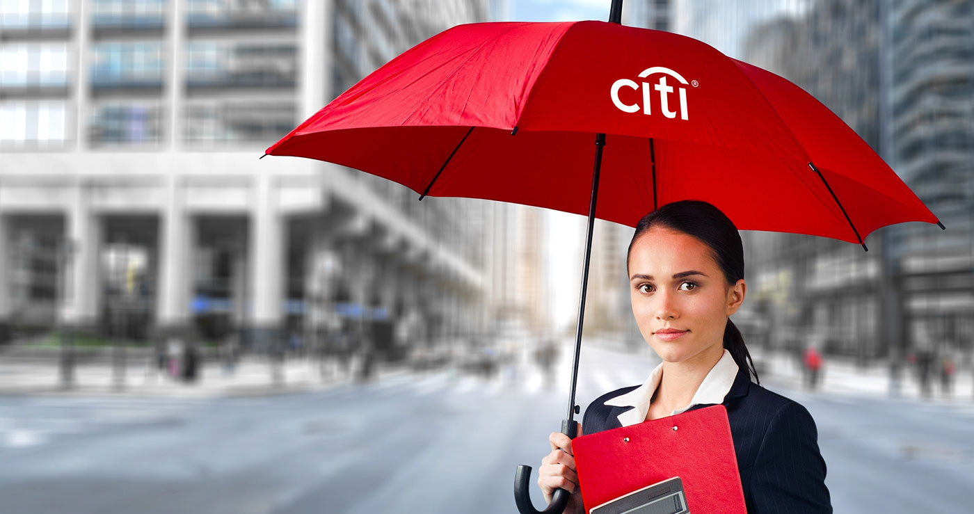 Branded Merchandise for Citi