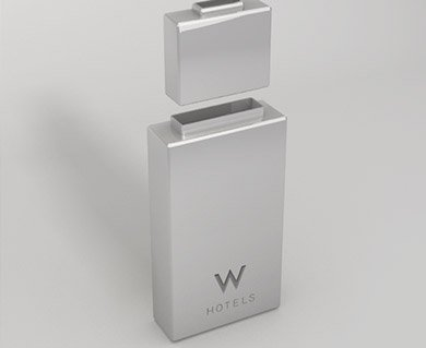 Custom Marketing Products for W Hotels