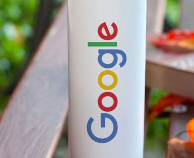 Corporate Promotional Merchandise for Google
