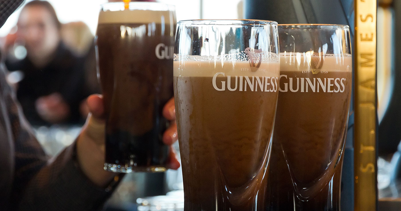 Custom Promotional Products for Guinness""