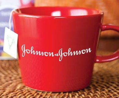 Corporate Promotional Merchandise for Johnson & Johnson