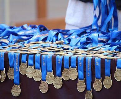 Medals Portfolio