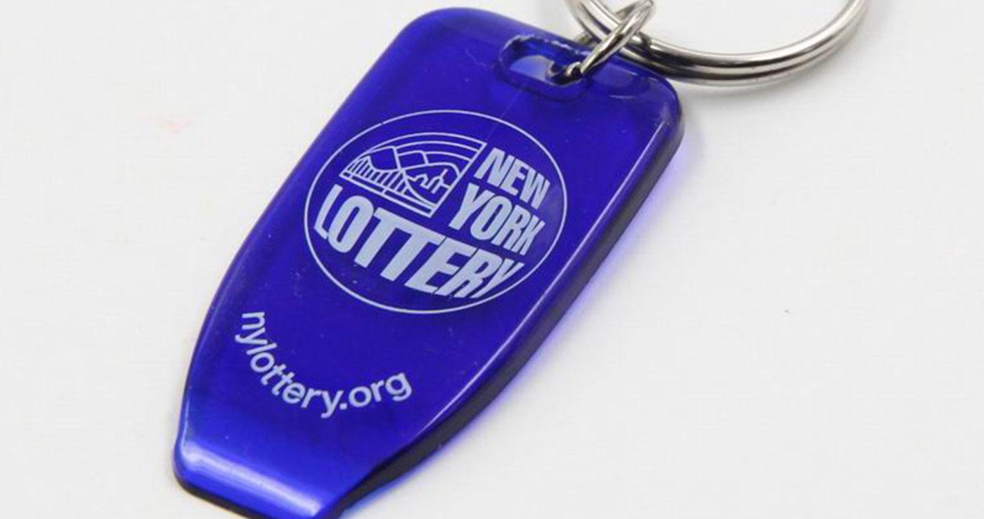 Branded Merchandise for New York Lottery