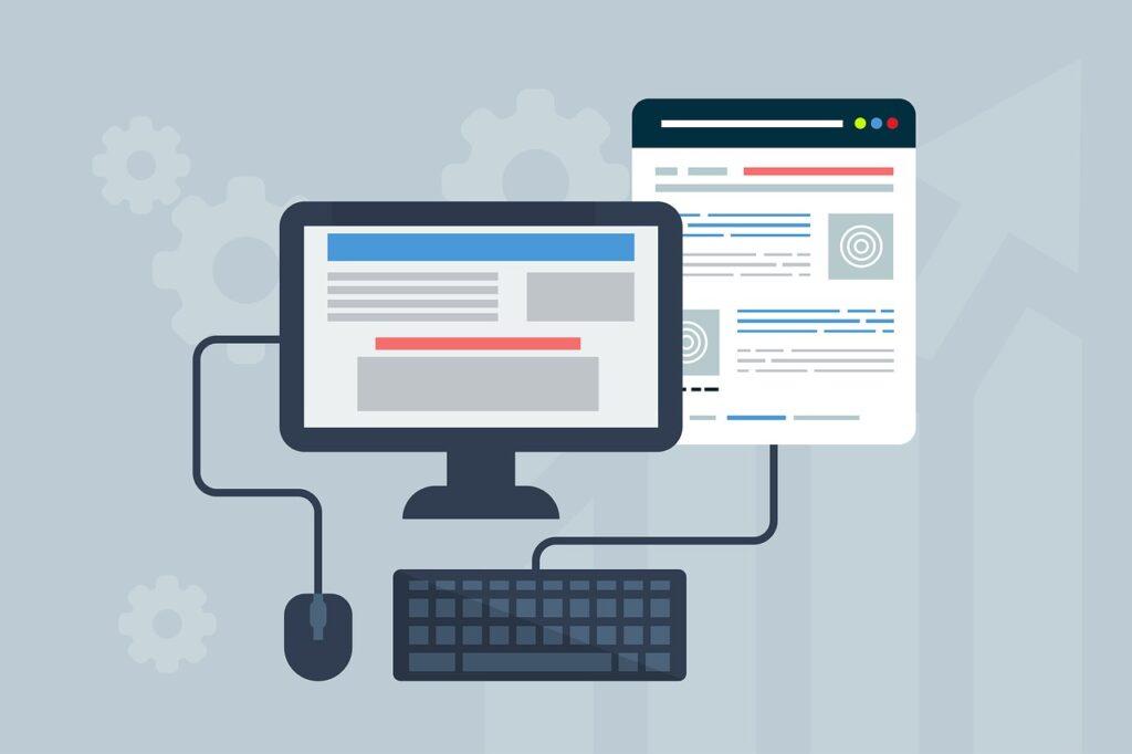 Company Web Store Design